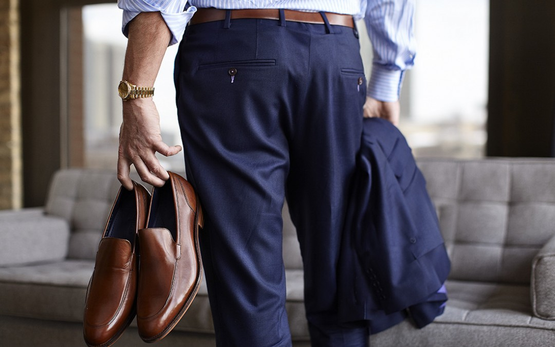 How To Match Foot Wear And Outfit For Men