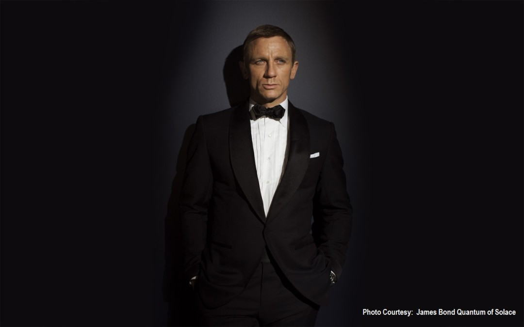 Channel Your Inner James Bond With This Style Guide