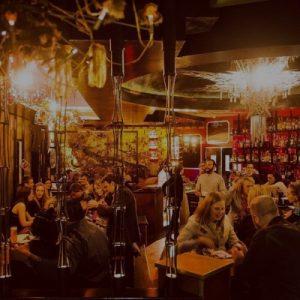 Singles Bar Hopping in Brisbane Age 20 - 35 Mystery Bar 3