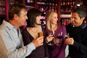 Singles Groups in Bars