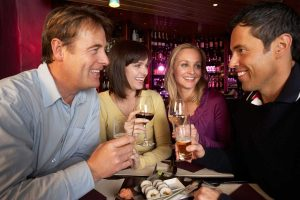 Groups of Singles Age 40 - 59 Bar Hopping in Brisbane