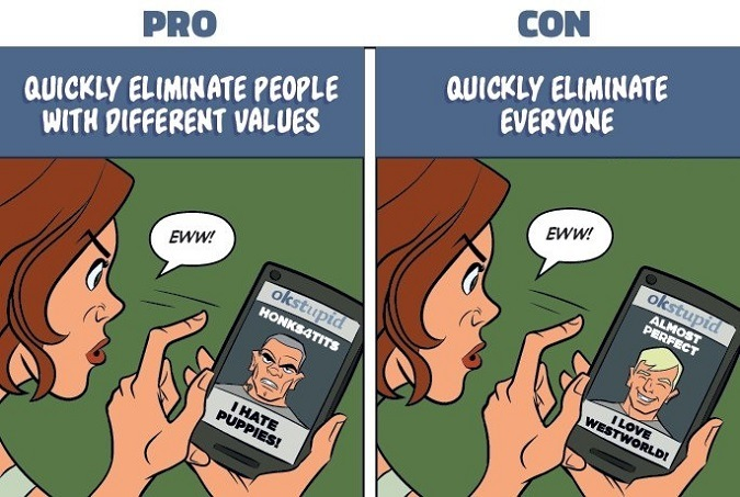 College-Humor-Comic-Dating-App-Pros-Cons