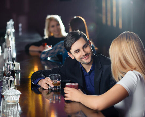 Singles Meeting At Bars